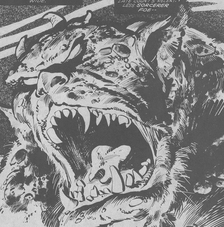 Demon of the Caves (Earth-616)