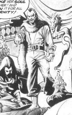 Dhasha Khan (Earth-616)
