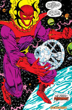 Dormammu (Earth-691) from Guardians of the Galaxy Vol 1 34 001.jpg