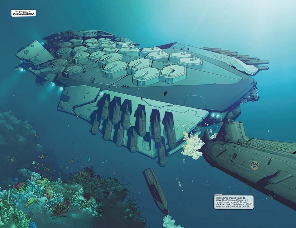 Dreadnought Aquacarrier