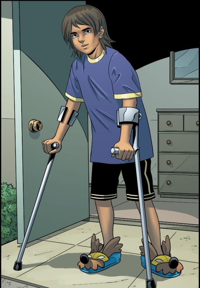 Gabriel Reyes (Earth-616)