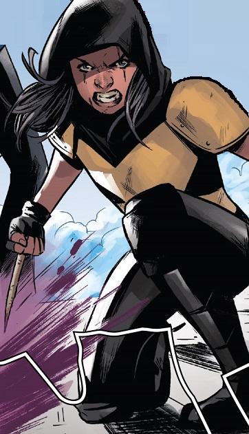 Gabrielle Kinney (Earth-616)