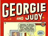 Georgie and Judy Comics Vol 1 22