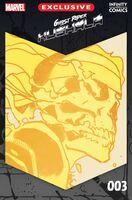 Ghost Rider Kushala Infinity Comic Vol 1 3