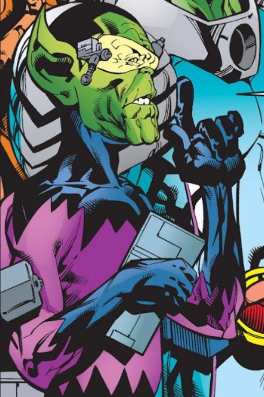 Granok (Earth-616)