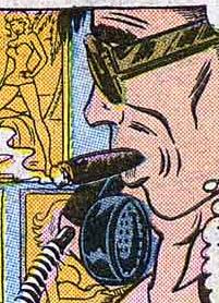Hiram Barney (Earth-616)