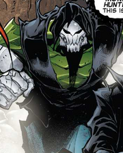 Hive (Poisons) (Earth-17952) Members-Poison Frankenstein's Monster from Venomized Vol 1 2 001.png