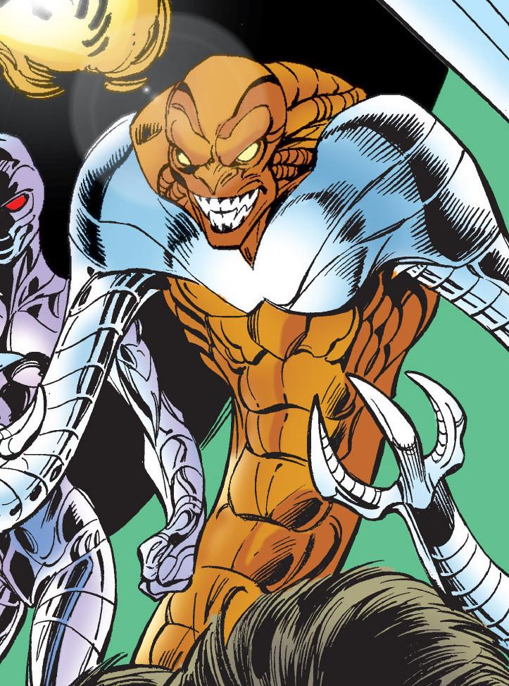 Hoopsnake (Brute Force) (Earth-616)