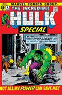 Incredible Hulk Special Vol 1 4
