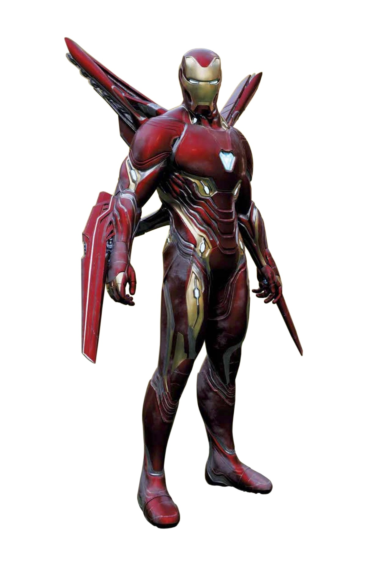 Iron Man Armor MK L (Earth-199999)