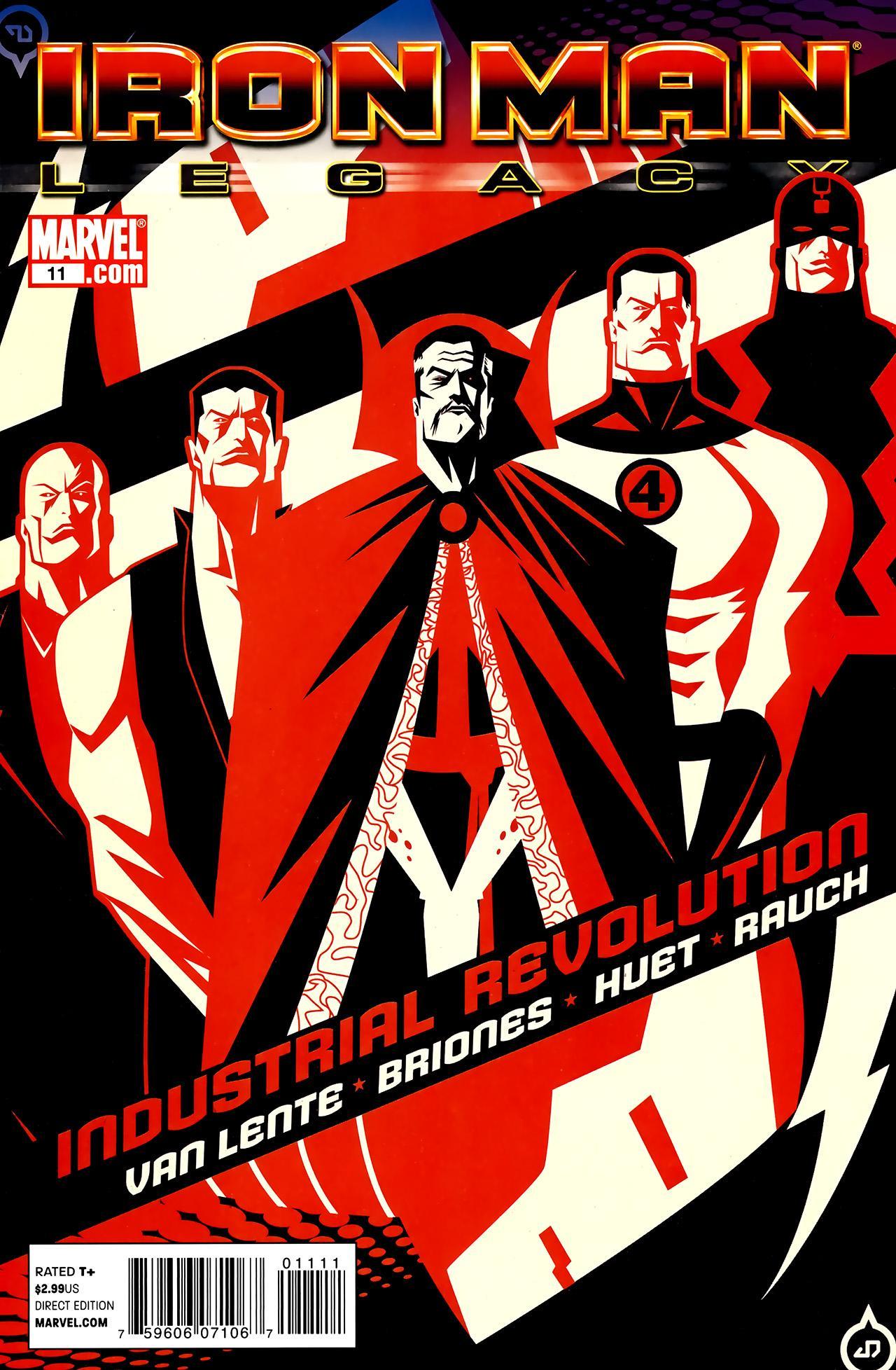 Iron Man: Legacy Vol 1 11