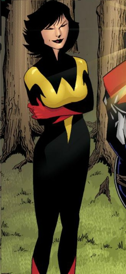 Janet Van Dyne (Earth-3931)