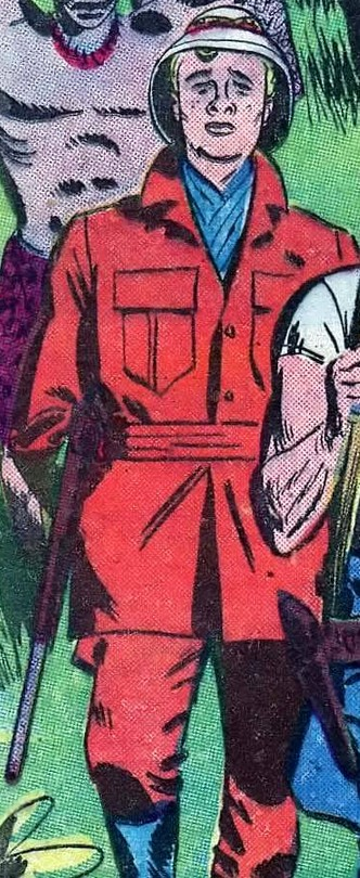 John Wilding (Earth-616)
