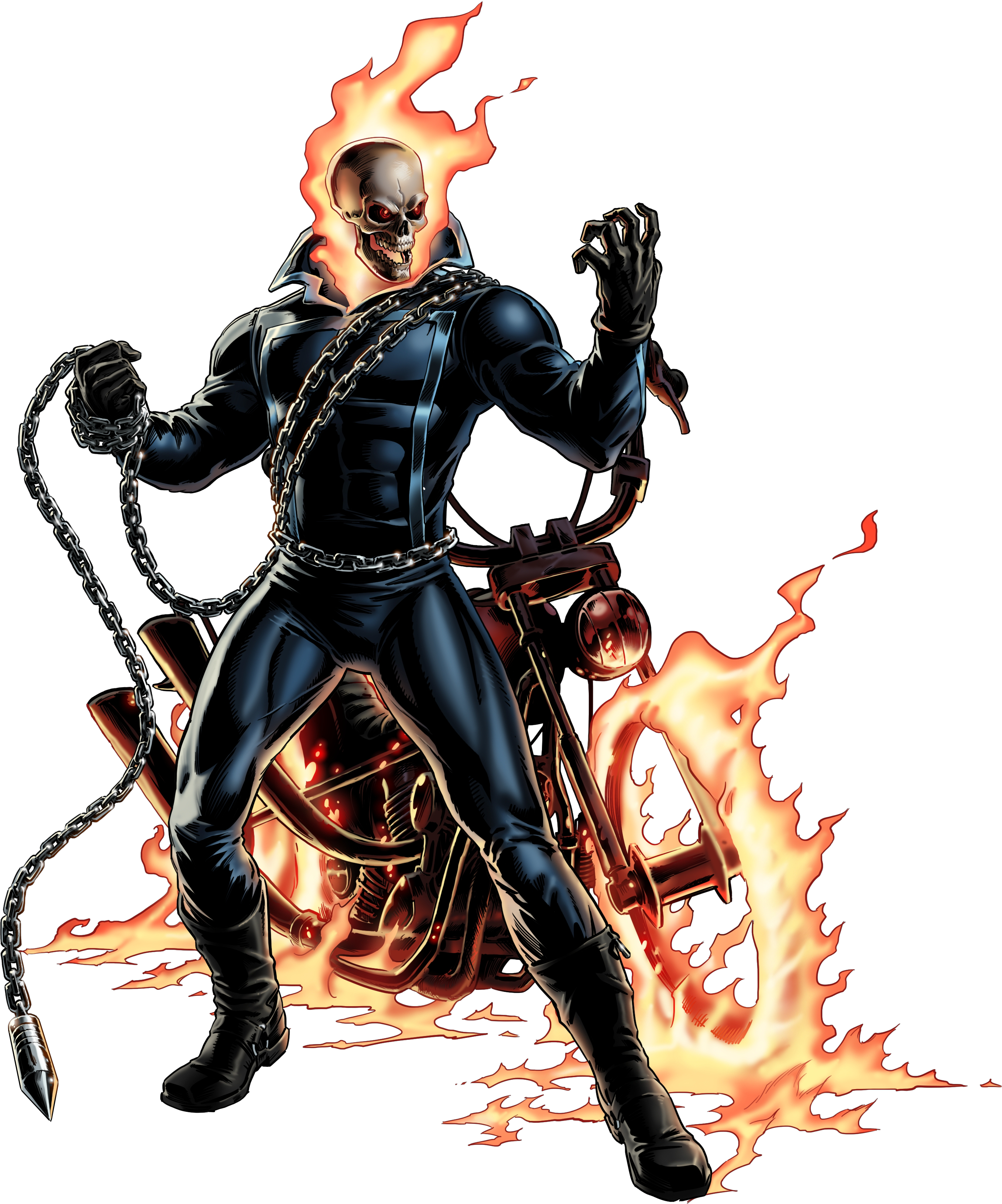 Johnathon Blaze (Earth-12131)