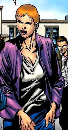 Lisa Beth Harrington (Earth-616)