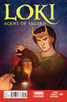 Loki Agent of Asgard Vol 1 2