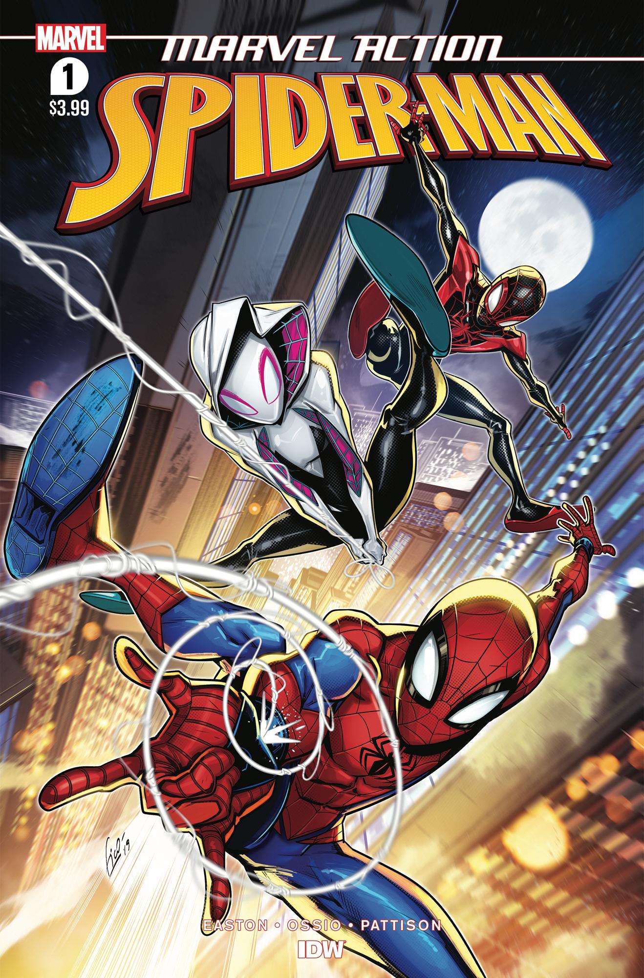 Marvel Action: Spider-Man Vol 2 1