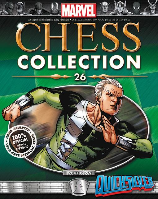 Marvel Chess Collection Vol 1 26