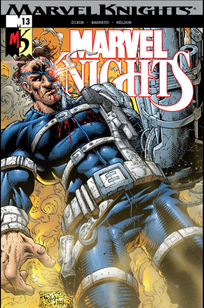 Marvel Knights Vol 1 13