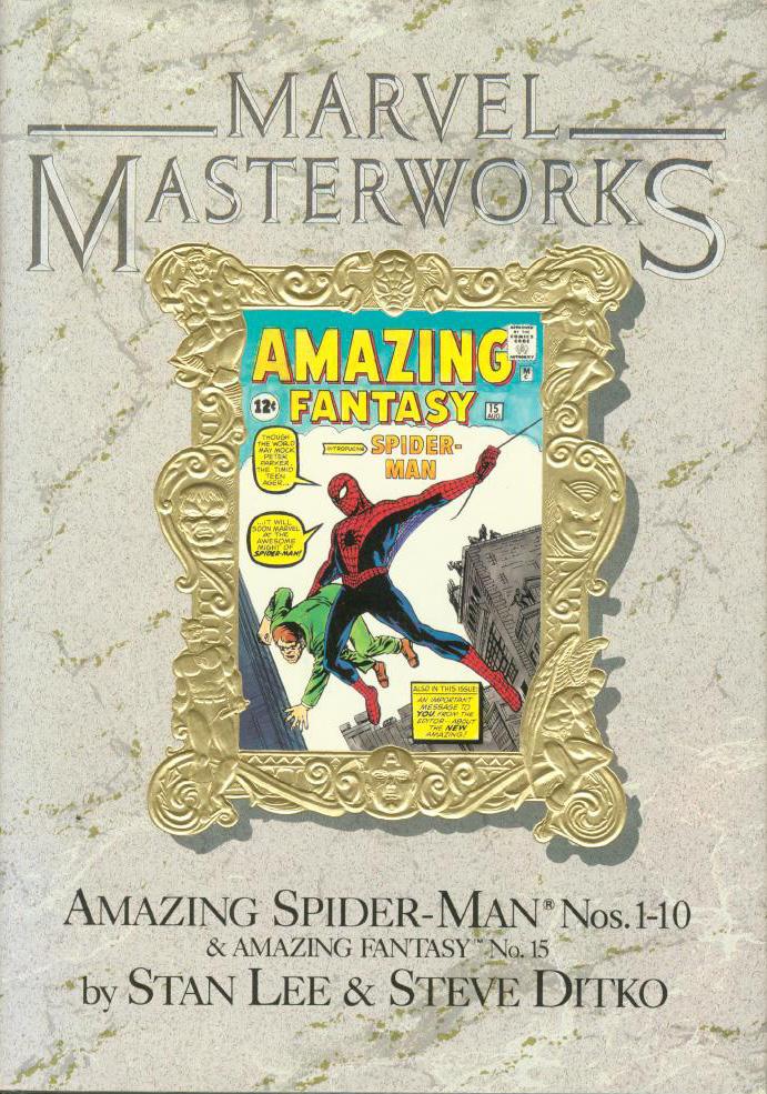 Marvel Masterworks: Amazing Spider-Man Vol 1