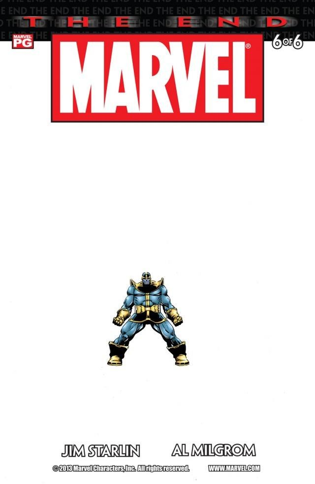 Marvel Universe: The End Vol 1 6