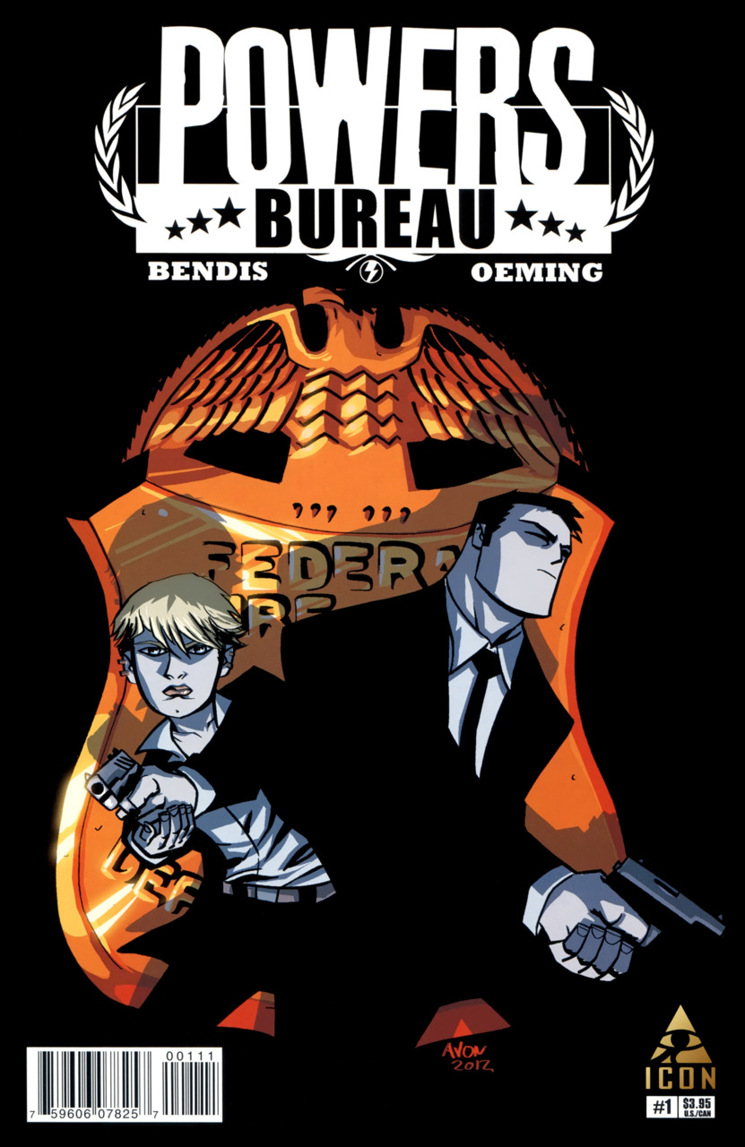 Powers: Bureau Vol 1 1