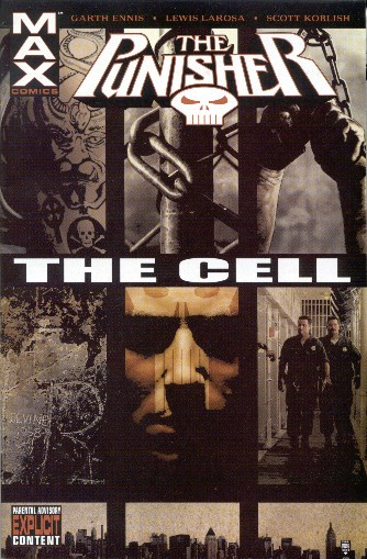 Punisher: The Cell Vol 1 1