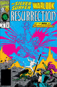 Silver Surfer Warlock Resurrection Vol 1 4