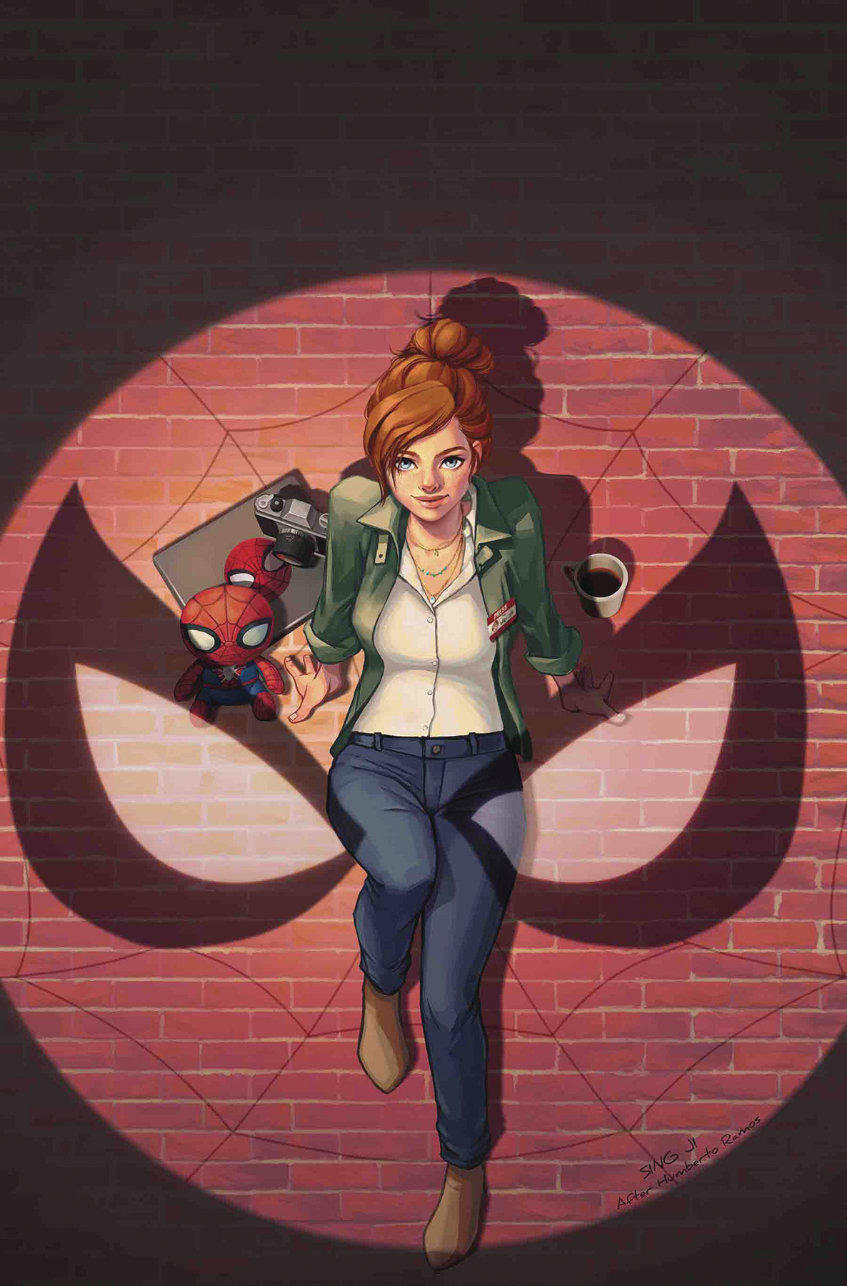 Mary Jane Watson (Earth-1048)