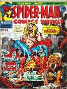 Spider-Man Comics Weekly Vol 1 53