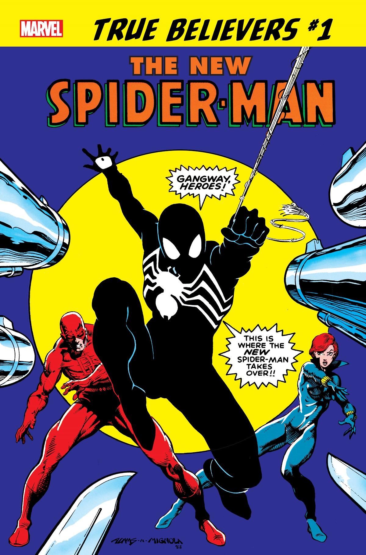 True Believers: Spider-Man - The New Spider-Man! Vol 1 1