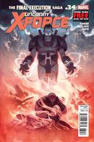 Uncanny X-Force Vol 1 34