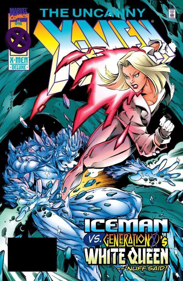 Uncanny X-Men Vol 1 331