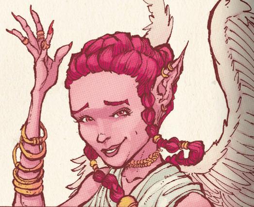 Vera (Bird People) (Earth-616)