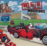Web Warriors Vol 1 1 Hip-Hop Variant Textless
