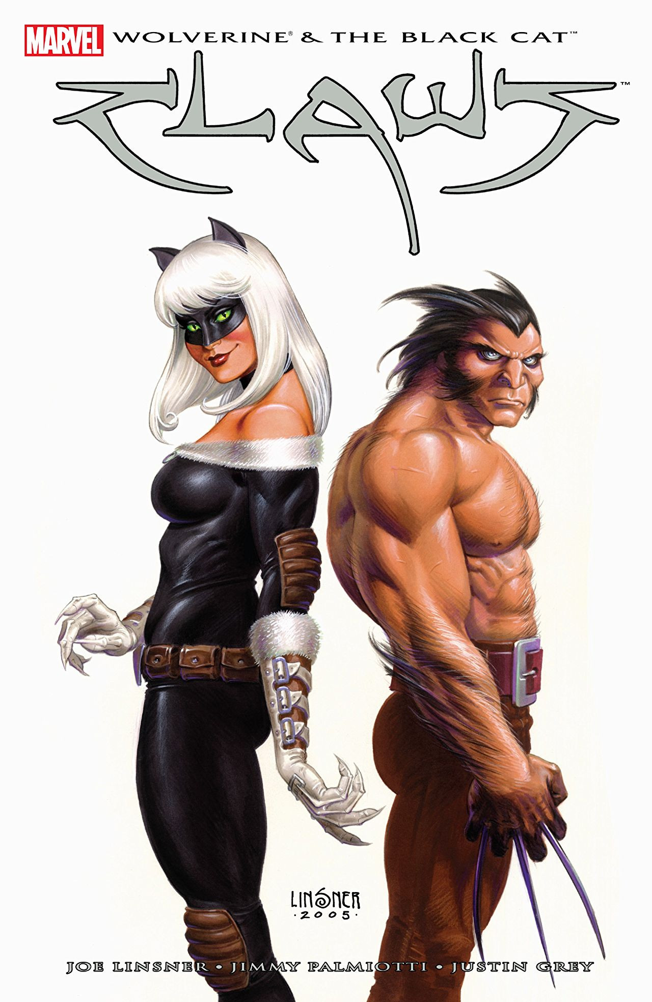 Wolverine & Black Cat: Claws TPB Vol 1 1