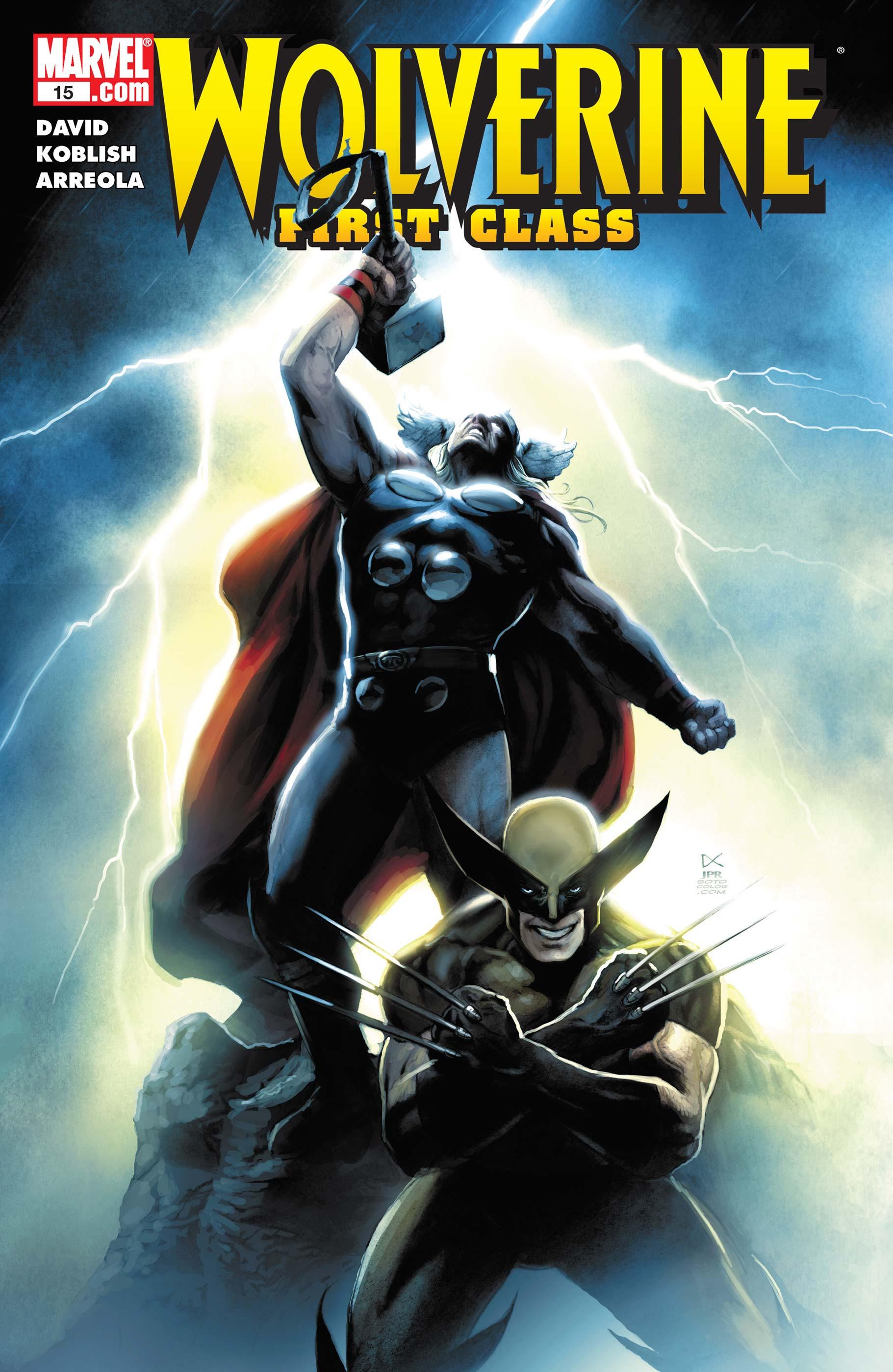 Wolverine: First Class Vol 1 15