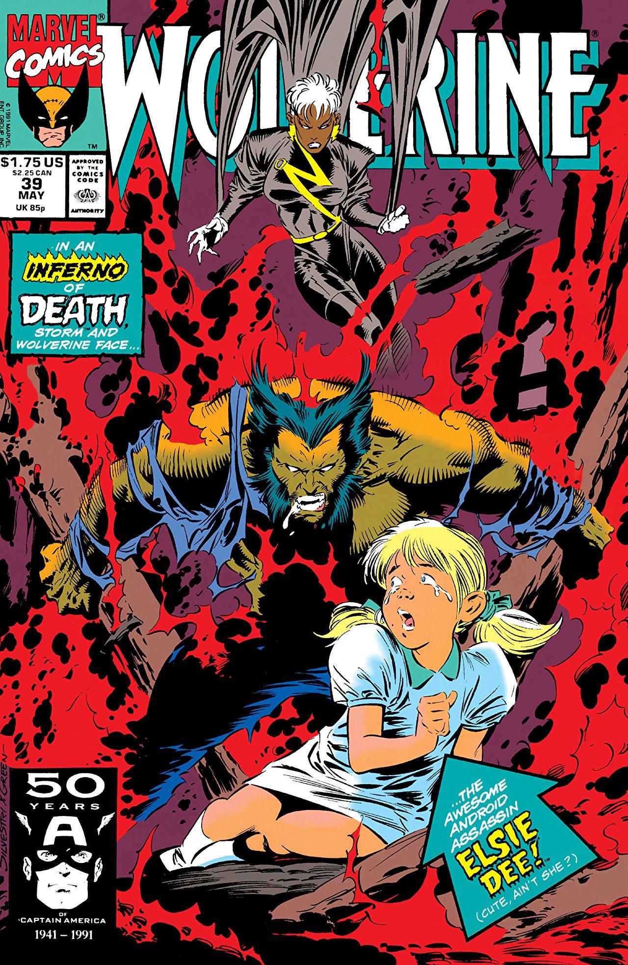 Wolverine Vol 2 39