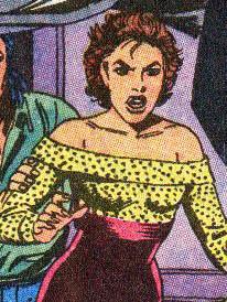 Allegra Bazin (Earth-616)