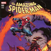 Amazing Spider-Man Vol 1 800 Bagley Variant.jpg