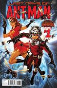 Ant-Man Last Days Vol 1 1