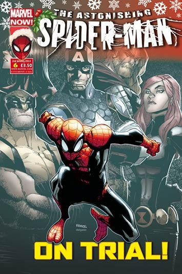 Astonishing Spider-Man Vol 4 6