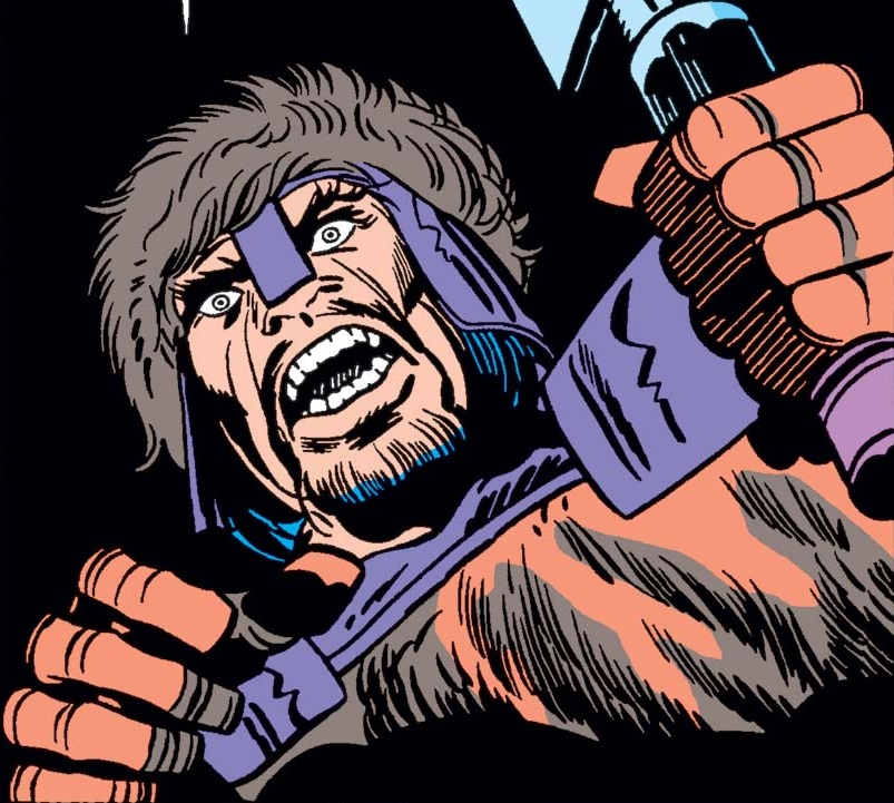 Attila the Hun (Earth-616)