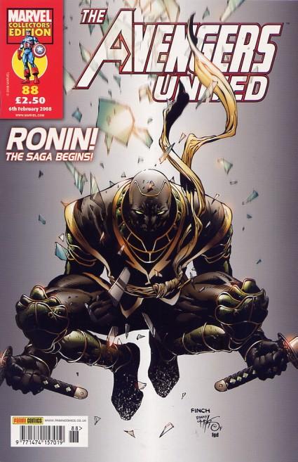 Avengers United Vol 1 88