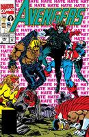 Avengers Vol 1 342