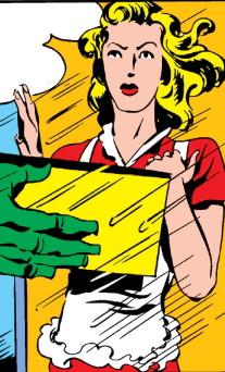 Barbara Burns (Earth-616)