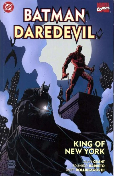 Batman/Daredevil Vol 1 1