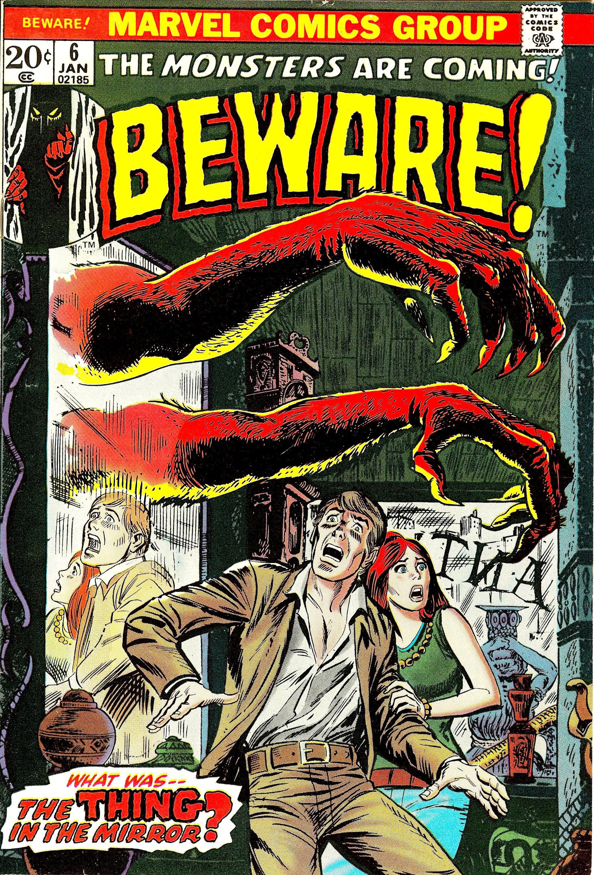 Beware Vol 1 6