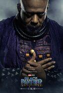 Black Panther (film) poster 010