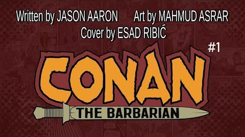 Conan the Barbarian Vol 3 1
